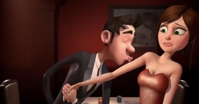 Captura de imagem do curta