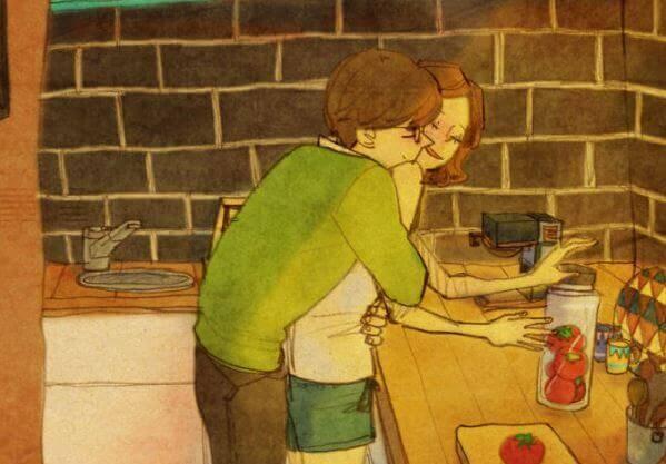 abraço-cozinha