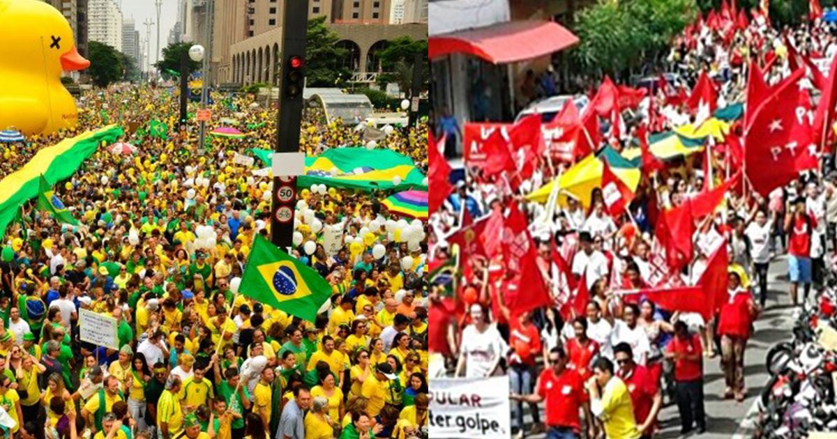 Manifestos no Brasil