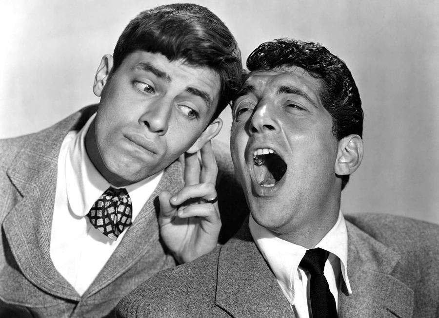 Jerry Lewis e Dean Martin