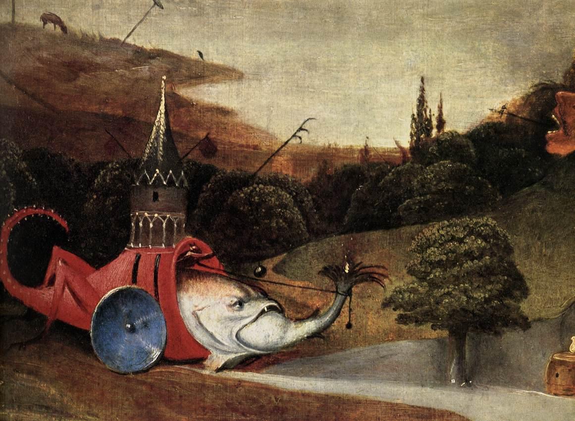 Hieronymus Bosch Leviathan