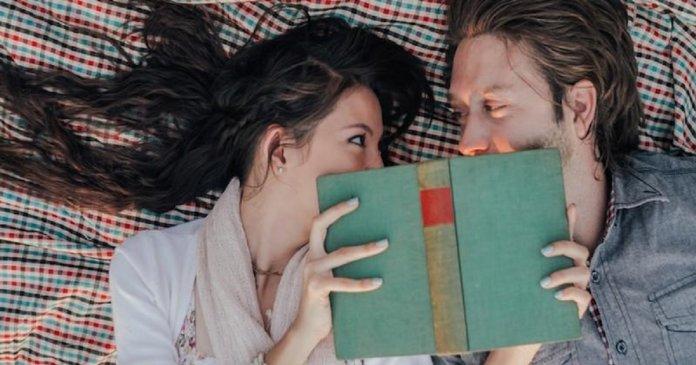 casal apaixonar livros