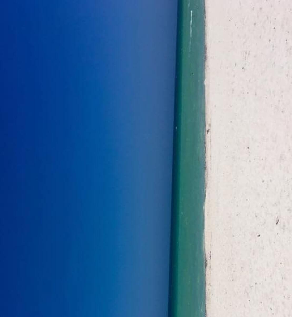 foto sem - Para você isto é uma porta ou uma praia?