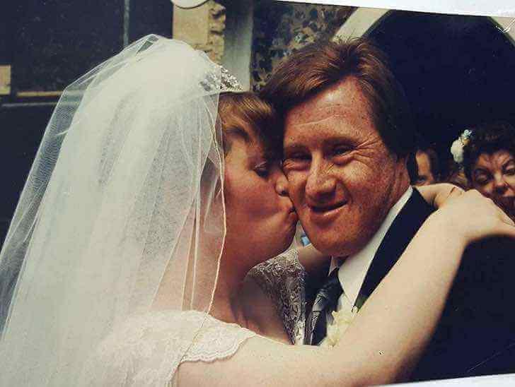 42218114 1435876036546268 965805804043108352 n - Casal com síndrome de Down comemora 23 anos de casamento